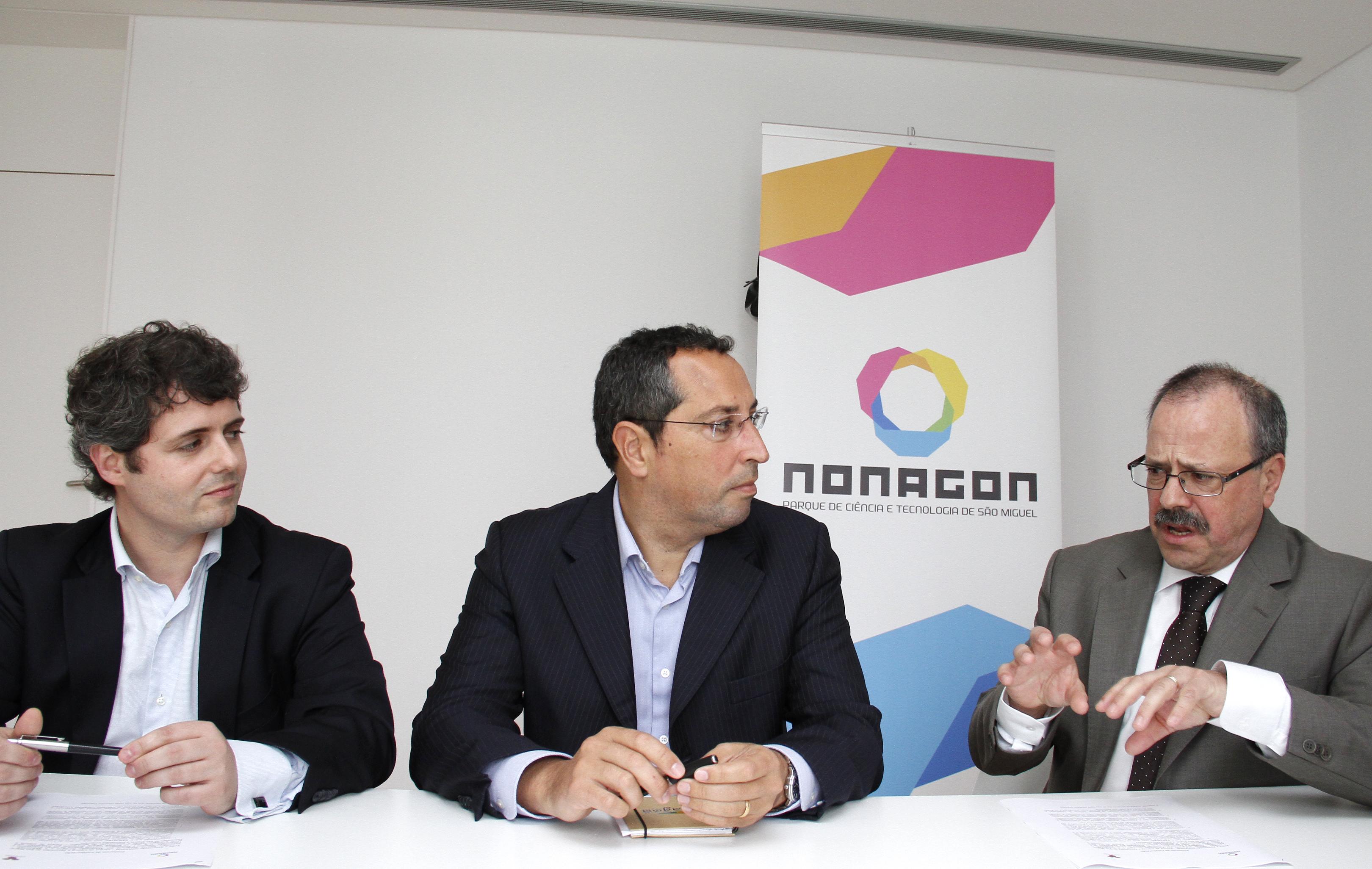 Nonagon e Sanjotec celebram protocolo de colaboração