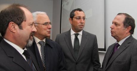 Carlos César destaca a importância do Nonagon para a dinamização tecnológica dos Açores