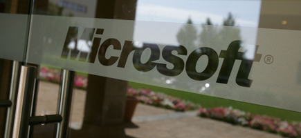 Microsoft pode instalar-se no Parque Tecnológico de São Miguel