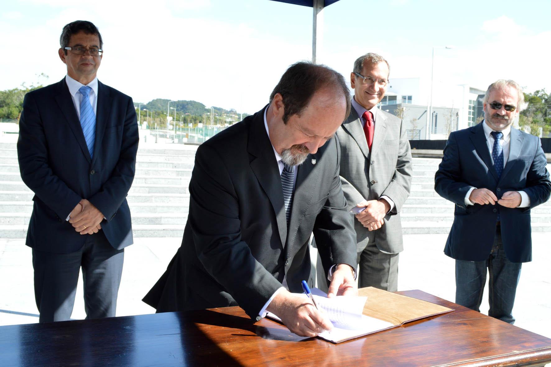 Parque de Ciência e Tecnologia de São Miguel é local previligiado para pôr talentos a render, afirma José Contente