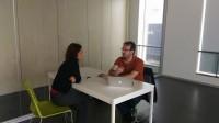 Incubadora Go-On promove mentoring com Sérgio Ferreira
