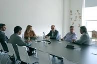 Nonagon recebe representantes do Novo Banco