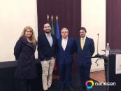 Um dos projetos vencedores do Startup Weekend Azores 2016 nos prémios do Concurso Regional de Empreendedorismo
