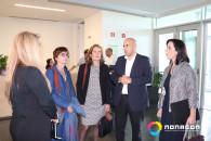 Direção Geral da Política Regional e Urbana, da Comissão Europeia, em visita aos Açores
